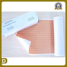 Fournitures médicales de plâtre adhésif
