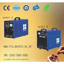 Mosfet MMA / TIG Welding Machine (WS-250/300/400)