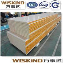 Thermal Insulation PU Sandwich Panels for Cold Room