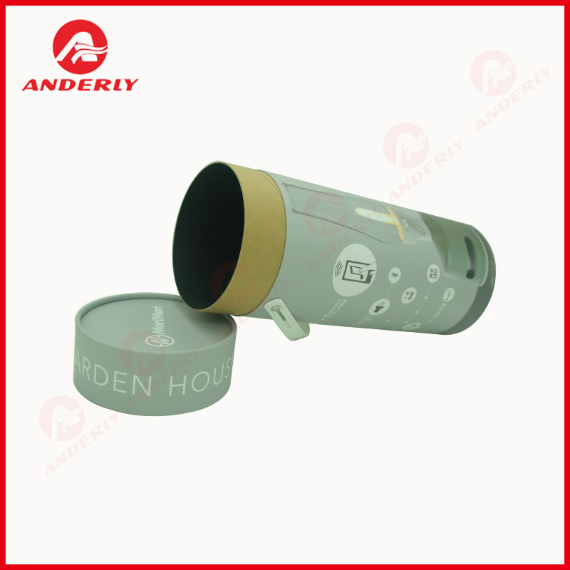 Paper Packaging Tube