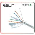 Cable de alta calidad de la red del par trenzado del cable de FTP CAT6