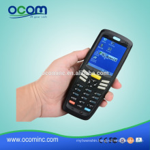 Wireless mobile GPRS RFID pda barcode scanner wifi (OCBS-D6000)