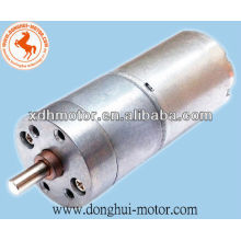 6V DC Gear Motor 25mm Gearbox
