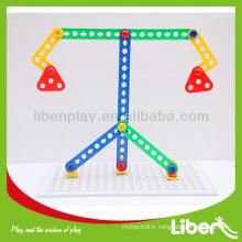 Jouet de blocs de connexion préféré aux enfants LE-PD.079