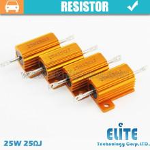 LED bulbs Resistor 25W 50W 100W 25RJ Canbus for car LED bulbs