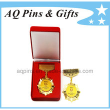 Custom Zinc Medal with Velvet Box