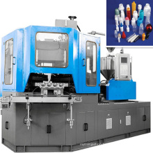 Automatic PE Bottle Injection Blow Molding Machine