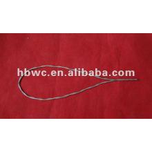 filamento de alambre de acero galvanizado hecho en Weichuang