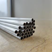 Tubo de aluminio de extrusión redonda 6061 para intercambiador de calor