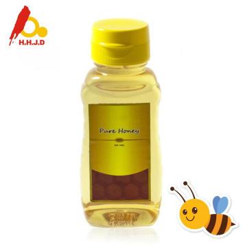 Miel d'acacia cru et lait