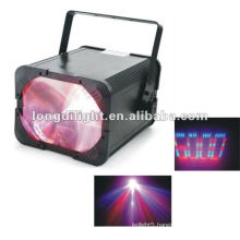 LED 6-CHANNEL DMX DISCO LIGHTING DJ STAGE MOONFLOWER & TEXT LIGHT EFFECTS