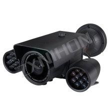 Multifunction Ip66 Dnr, Frame Integral, Wdr Cctv Ir Camera With Adjustable Ir Led