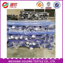 Fábrica chinesa de roupas de Trabalho por atacado tecido tingido tc tecido tc e tecido de sarja de algodão 21 * 21 108 * 58 20 * 16 120 * 60