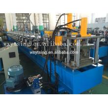 Pasado CE e ISO YTSING-YD-7101 Rain / Water Gutter Roll formando la máquina