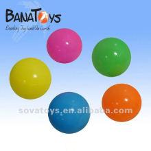 6cm Esfera colorida do oceano do brinquedo para o dia de verão