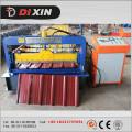 Rollo de chapa de acero coloreado automático que forma la máquina para la venta