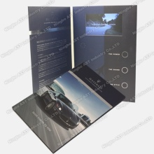 Schede video Player, Video Brochure, LCD Video Brochure