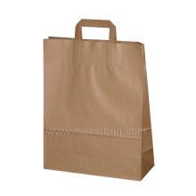 Kraftpapier Geschenk Einkaufstasche für Verpackung (HBPB-67)