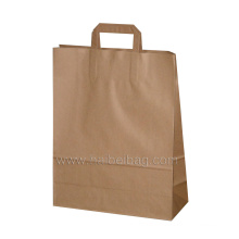 Brown Printed Paper Bag (HBKR - 002)
