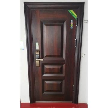 Livingroom Simple Style Customize Interior Solid Wooden Door