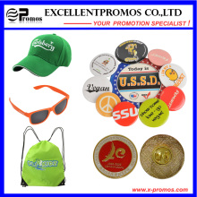 Customized Size and Logo Pin Tin Button Badge (EP-B7021)