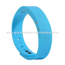 Sports Monitoring without Screen Flash LED Light Smart WristbandNew