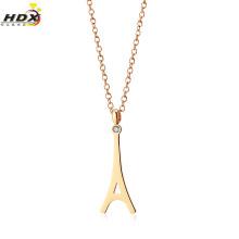 Accesorios de moda Collar de acero inoxidable (hdx1099)