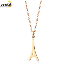 Fashion Accessories Stainless Steel Necklace (hdx1099)
