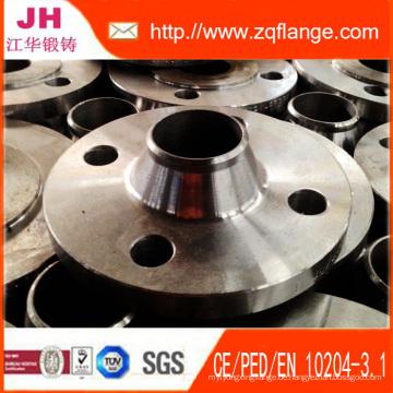 Kohlenstoffstahl DIN86030 Pn16 Flansch / BS4504 Pn16 Flansch