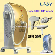 2014 professional 808nm diode laser hair removal