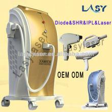 Дешевая 808 диодная лазерная эпиляция машина