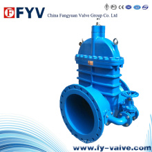 Cast Iron Resilient Seat Wedge Gate Valve