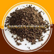 Mangan Sand / Mangan Erz Preis für die Wasseraufbereitung