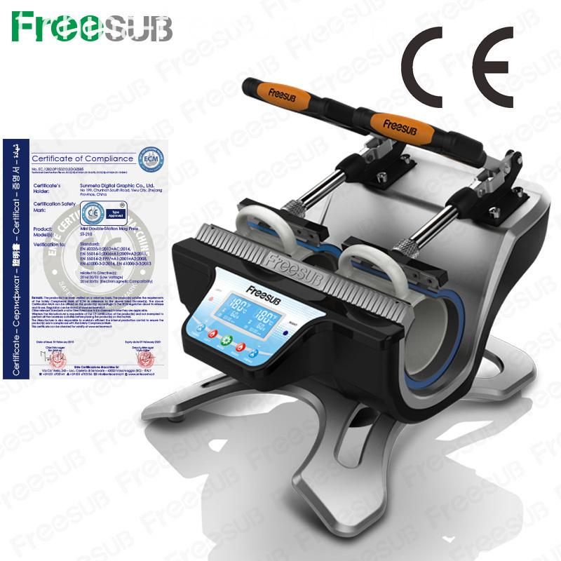 Freesub printing machinery sublimazione della pressa della for Mini pressa idraulica