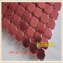Aluminiumlegierung / Metall Vorhang Mesh für dekorative