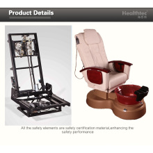 Pedicure Chair with Vibration in Seat (D401-39-S)