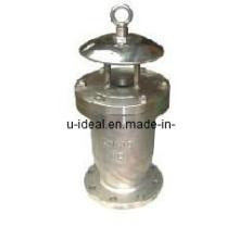 Клапан быстрой вытяжки (всасывающий)