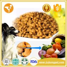 Sin aditivo 100% natural alta nutrición comida seca para perros