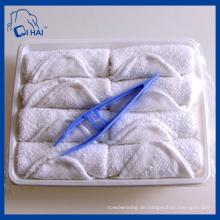 Einweg-Baumwoll-Lufttuch-Tablett (QH8990231)