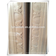 LVL pine wood moulding furniture use beech wood moulding