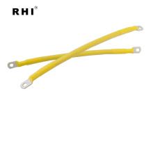 Cable de alimentación calibre 4 AWG con orejetas Batería Arranque del motor Cable de tierra Auto del coche