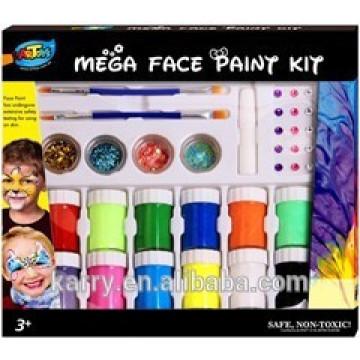 Chine fabricant visage peinture multicolore