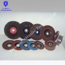 Preço de fábrica abrasivo moagem disco flap