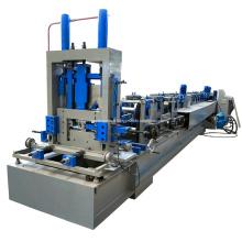 Cz Interchange Purlin Machine