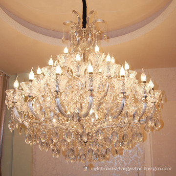 Table top murano glass chandelier modern 81164