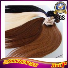 Clip in Hair Extensions for African American Cheap 100% Human Hair Clip in Hair Extension