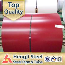 PPGI PPGl Bobine en acier revêtue de couleur Bobine en acier pré-imprégnée