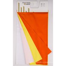Ткань для сатинировки 100% хлопка 100% для одежды