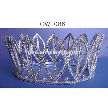 Coroa pingente coroa estofamento tecido princesa jasmim sapatos tiara princesa coroa e tiaras por atacado