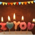 I Love You lilin Birthday Surat